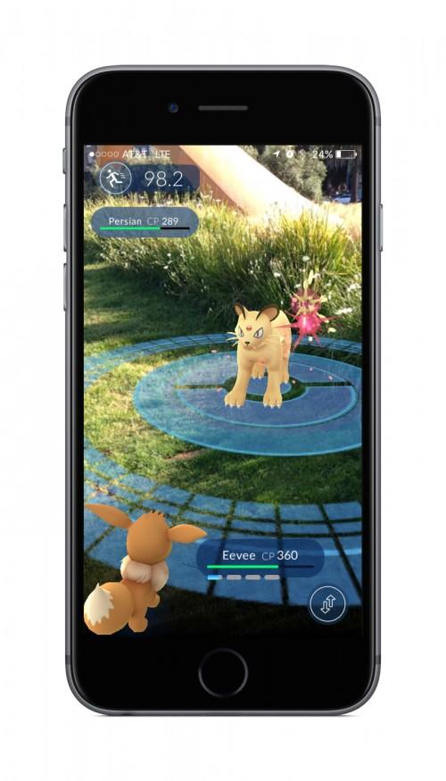 Pokemon GO: Testphase wird auf USA ausgeweitet