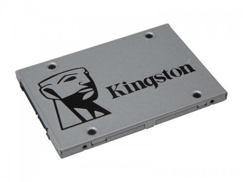 Bild: Kingston UV400: Einsteiger-SSDs mit bis zu 960 Gigabyte