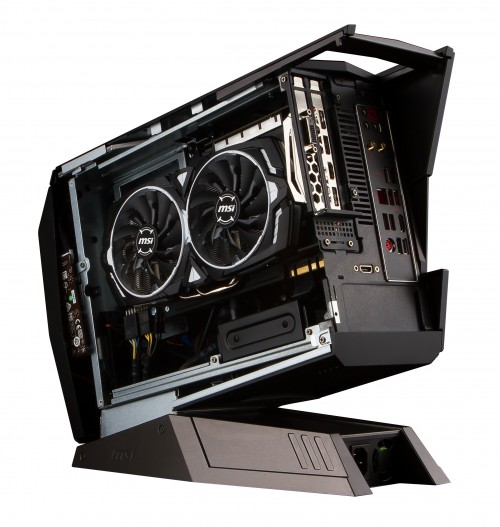 MSI Aegis X: Gaming‑PCs mit GeForce GTX 1080 für Virtual Reality