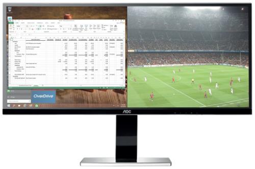 AOC stellt neue Multitasking-Monitore vor