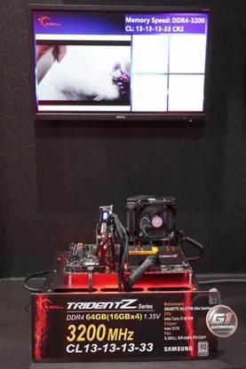 G.SKILL präsentiert High-End-RAM auf der Computex 2016