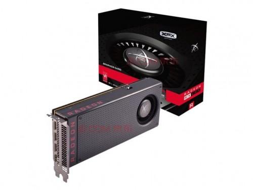 AMD Radeon RX 480: OC-Version von XFX mit Backplate und erhöhten Taktraten?