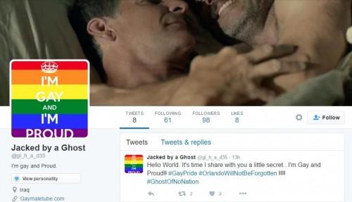 Hacker überschwemmt Twitter-Accounts des Islamischen Staates mit Homo-Pornos
