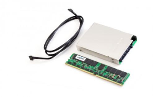 NVDIMM: DDR4-RAM von Crucial mit NAND-Flash-Speicher