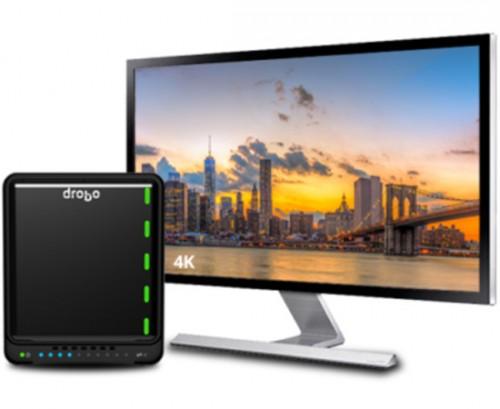 Drobo 5D im Cybersale - Einfache Bedienung und hohe Sicherheit zum Sonderpreis