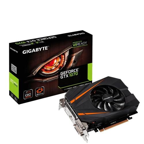 Bild: Gigabyte: Kurze GeForce GTX 1070 für Mini-ITX-System