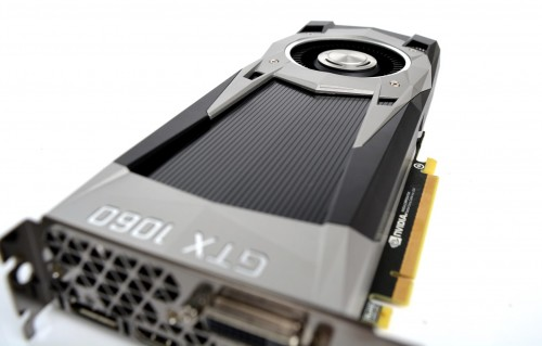 Nvidia GeForce GTX 1060 Founders Edition - Bilder, Preise und Details