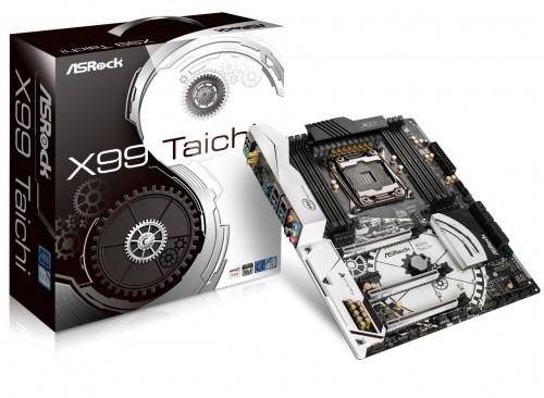Bild: ASRock Taichi und Fatal1ty: Neue X99-Mainboards vorgestellt