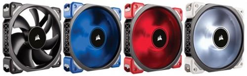 Corsair ML: Lüfter mit Magnetschwebelager vorgestellt