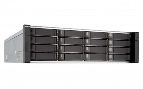 QNAP ES1640dc: Enterprise ZFS-NAS mit zwei Intel Xeon-E5-Prozessoren