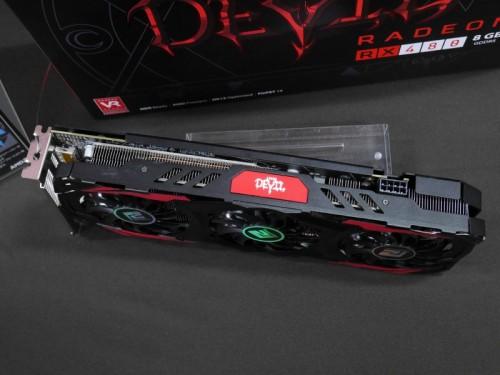 PowerColor: Erste Bilder der Radeon RX 480 Red Devil