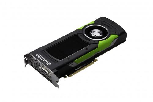 Nvidia: Quadro P6000 und P5000 - GP102-GPU im Vollausbau