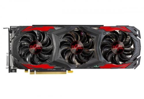 PowerColor RX 480 Red Devil mit 1.330 MHz und Double-Blade-III-Kühler