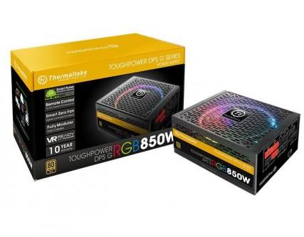 Bild: Thermaltake Toughpower DPS G RGB: Netzteile mit RGB-Beleuchtung