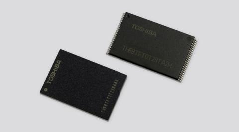 Toshiba und WD präsentieren ersten 3D-NAND mit 64 Lagen