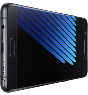 Samsung: Iris-Scanner auch für Mittelklasse-Smartphones