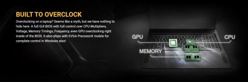 EVGA SC17: Gaming-Laptop mit GeForce GTX 1070 von Nvidia