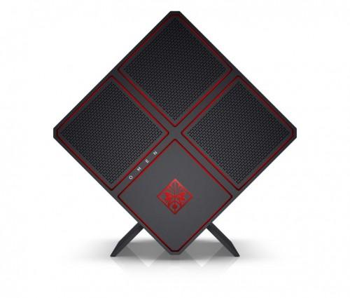 HP Omen X: Wassergekühlter Gaming-PC im Würfel-Design