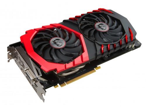 MSI: Zwei neue Custom-Modelle der GeForce GTX 1060 mit 3 GB VRAM