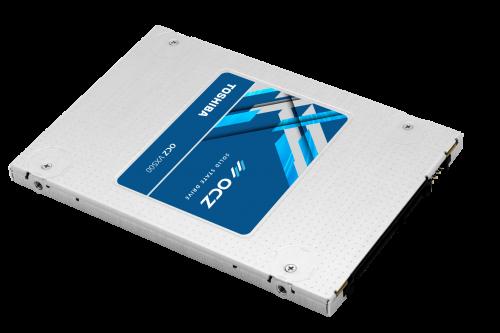 Toshiba OCZ VX500: Leistungsstarke SSD für den Mainstream