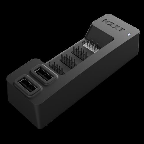 NZXT: USB-Hub für interne Anschlüsse vorgestellt