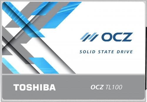 Bild: Toshiba OCZ TL100: Neue SSD-Einsteiger-Serie mit TLC-NAND-Speicher