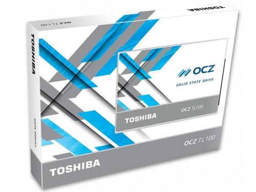 Toshiba OCZ TL100: Neue SSD-Einsteiger-Serie mit TLC-NAND-Speicher