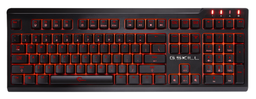 Bild: G.Skill Ripjaws KM570MX: Tastatur mit Cherry-MX-Schaltern