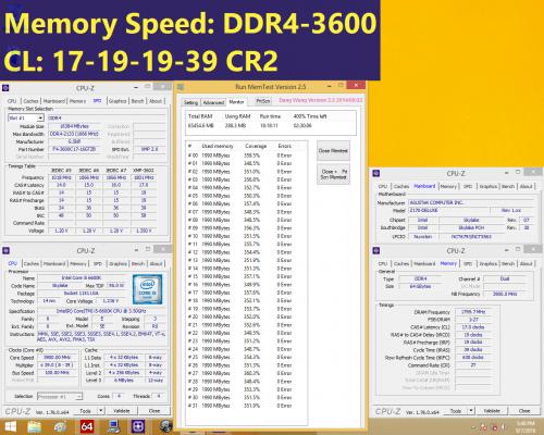 Bild: G.SKILL stellt schnellste DDR4-Kit mit 64 Gigabyte vor