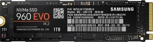Samsung stellt SSD 960 Evo vor
