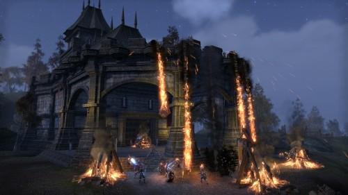 The Elder Scrolls Online: MMORPG kostenlos testen