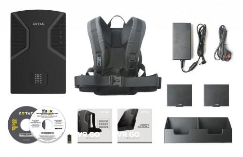 Zotac VR GO: VR-Rucksack für 2.199 Euro vorgestellt