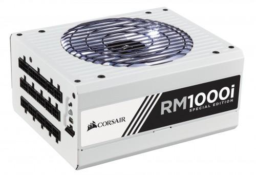 Bild: Limitiertes Corsair RM1000i Special Edition mit neuen Premium-Sleeve-Kabeln