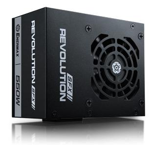 Enermax stellt die Revolution-SFX-Serie vor