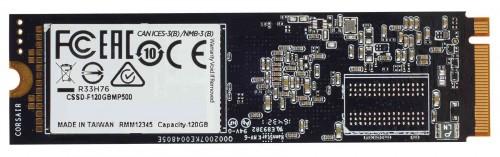 Corsair Force Series MP500: Neue M.2-SSDs mit NVMe