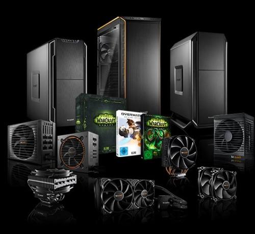 be quiet! startet Weihnachtsgewinnspiel mit 2100-Euro-PC