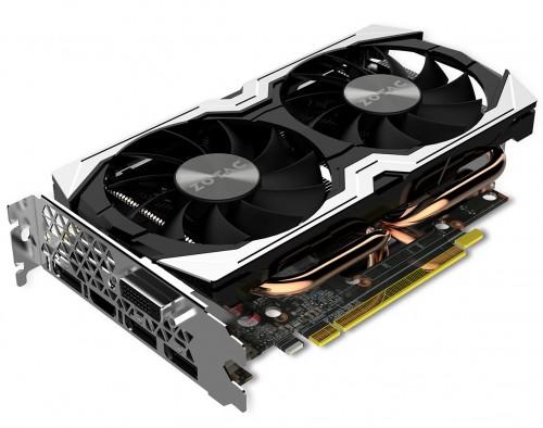 Zotac präsentiert GeForce GTX 1070 mit nur 21 Zentimeter Länge