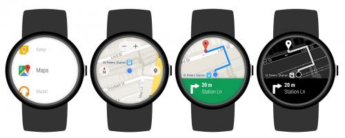Google plant für 2017 zwei neue Smartwatches?