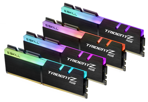 Bild: G.SKILL stellt neuen TridentZ-RGB-DDR4-RAM mit bis zu 4.266 MHz vor