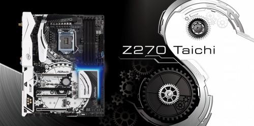 ASRock Z270 Taichi und Fatal1ty Z270 Professional Gaming i7