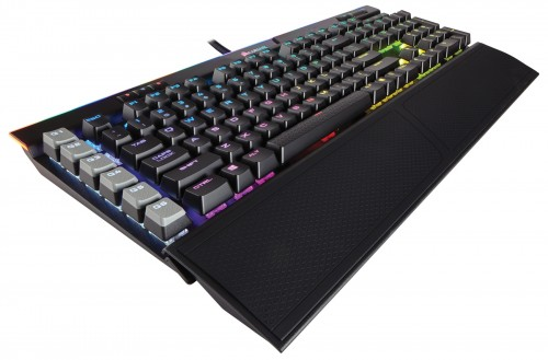 Bild: Corsair K95 RGB Platinum: Neue Gaming-Tastatur mit MX-Switches von Cherry