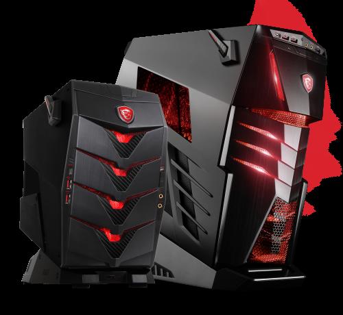 Bild: MSI: Neue Gaming-PCs mit Kaby-Lake-CPUs
