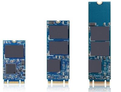 Toshiba GB Ultra: M.2-SSD im 2230-Format