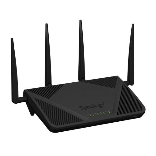 Synology RT2600ac: Leistungsstarker WLAN-Router mit VPN-Applikation