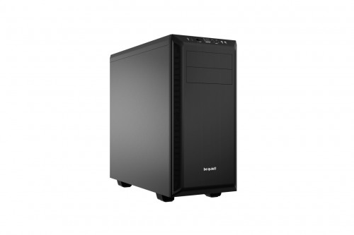 Bild: Pure Base 600: be quiet! präsentiert flexibles ATX-Gehäuse
