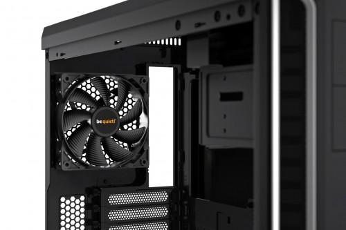 Pure Base 600: be quiet! präsentiert flexibles ATX-Gehäuse
