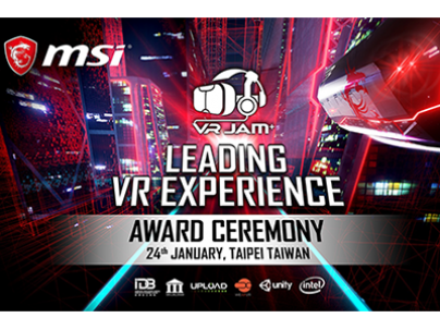 Bild: MSI gibt Gewinner der VR Jam Awards bekannt