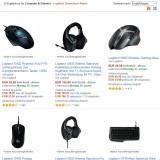 Aktion: 50% auf Logitech Gaming-Produkte sparen