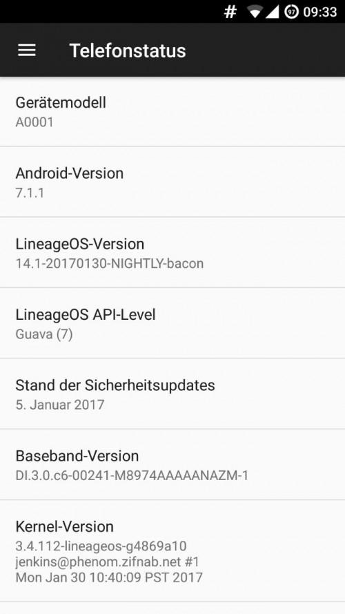 LineageOS: Der offizielle Nachfolger von CyanogenMod startet durch
