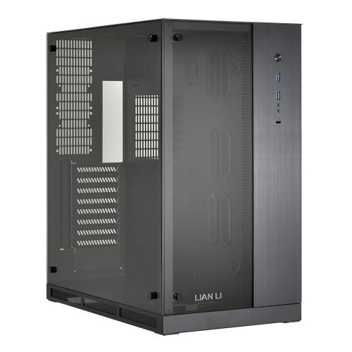Lian Li PC-O11: Doppelkammer-Gehäuse aus Aluminium und Glas